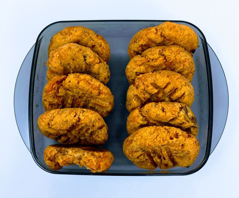 Cinnamon Sweet Potato Breakfast Cookies Recipe. recipe for sweet potato cookies. Gluten free and paleo